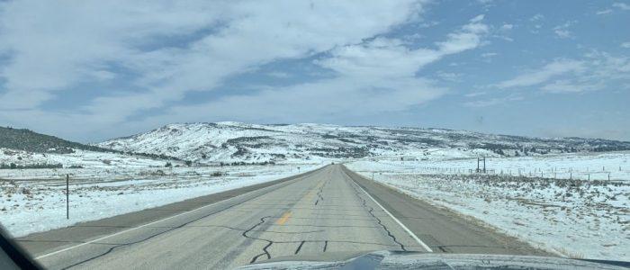 Laramie to Casper