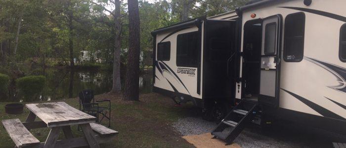 Lake Aire RV Park, Charleston